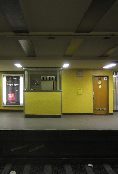 U-Bahn station Berlin